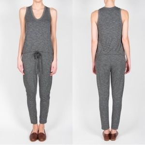 Anthropologie Dolan Knit TShirt Jersey Jumpsuit